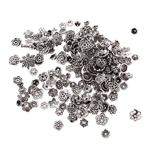 Gazechimp Lots De Colliers Bracelets Boucles Bijoux En Argent Accessoires