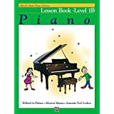 Alfred's Basic Piano Library - Lesson 1B: Learn How to Play Piano with This Esteemed Method