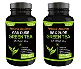 Perennial Lifesciences 98% Pure Green Tea Extract 95% Polyphenols 75% Catechins 50% Egcg