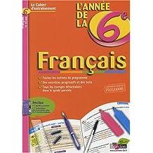 L'année de la 6e : français