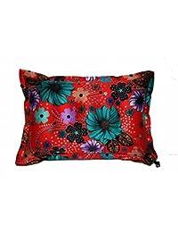 RAINBOW Air Pillow/Travelling Pillow Multi Colour