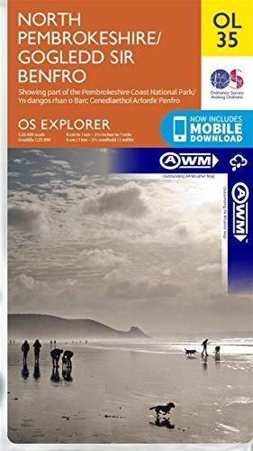 Explorer OL35 ~ The Outstanding All Weather Map