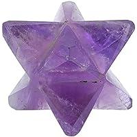 HarmonizeAmethyst Merkaba Reiki Healing Kristall Spiritual Balancing heilige Energie Geschenk preisvergleich bei billige-tabletten.eu