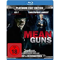 Mean Guns (Platinum-Cult-Edition) - Limited Edition!!