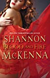 [Blood and Fire] (By: Shannon McKenna) [published: October, 2011]