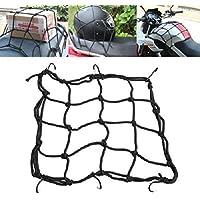 NIKAVI Fuel Helmets Bungee Cord Cargo Net