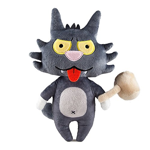 Scratchy the Cat - 22cm 9""