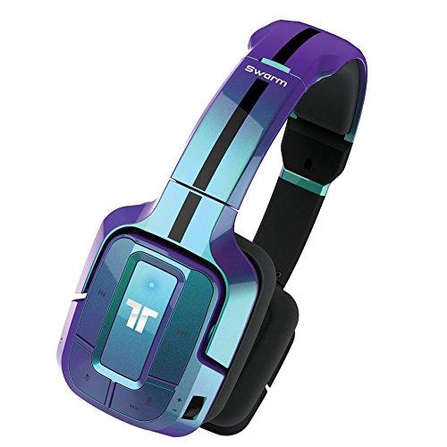 TRITTON Swarm 200 Wireless Mobile Headset mit Bluetooth-Technologie für Android, iOS, Smartphones, Tablets, PC, Mac und Gaming-Konsolen