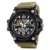 SKMEI Premium Series Military Mudmaster Analog Digital Fashion Sport Watches for Men's and Boys (1283)