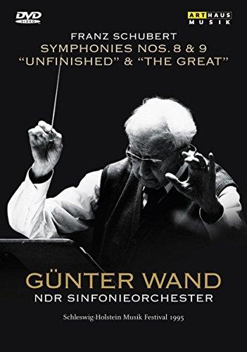 Schubert, Franz - Symphonie Nr. 8 & 9 (NTSC) Ntsc Wand