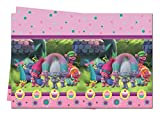 Dreamworks 49797 Trolls decorazione party Table cover