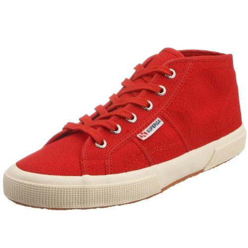 Superga Unisex Adulti 2754 Cotu Alto Rosso (rosso)