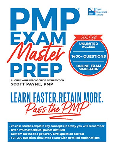PMP Exam Master Prep: Learn Faster, Retain More, Pass the PMP (English Edition)
