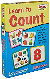 Smart  Learn to Count