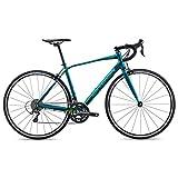 ORBEA Avant H40 47 Rennrad 20 Gang Fahrrad Bike Rad Leicht Straße Aluminium Shimano Herren Damen, J10247H, Farbe Blau Grün