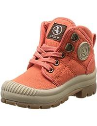 Aigle Tenere Kid - Zapatos de Cordones de material sintético Infantil