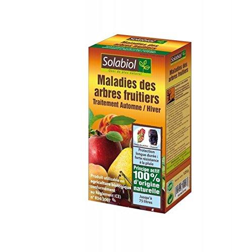 Maladies des arbres fruitiers - 125g