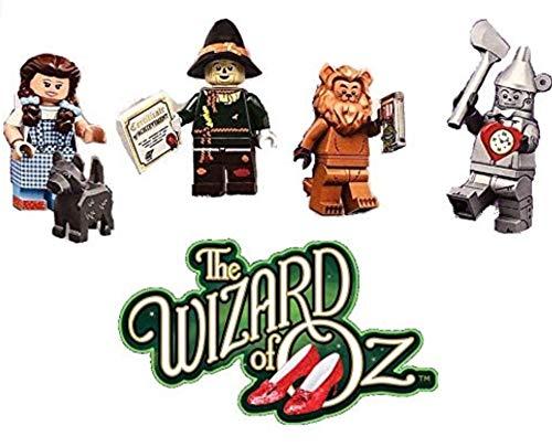 LEGO The Movie 2 Der Zauberer von OZ