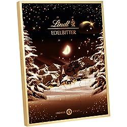 Lindt & Sprüngli Calendarios de Adviento Edelbitter, 1 x 250 g