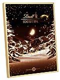 Lindt-& Sprüngli Edelbitter Calendario dell' Avvento, 1er Pack (1x 250g)