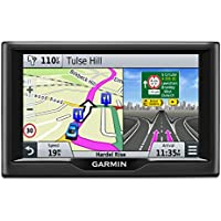 Garmin Nuvi 58LMT 5 inch Satellite Navigation with UK, Ireland, Full Europe Free Lifetime Maps and Traffic - Black