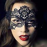 Butterme Frauen schwarze Spitze Maskerade Masken weiche Augen Maske venezianischen Partei Maske Bar Halloween Tanz Ball Kostüm