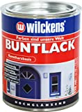 Wilckens Buntlack hochglänzend, RAL 9010 reinweiß, 750 ml 10991000050