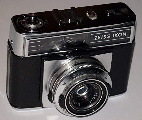 LLL Camera ZEISS IKON Contessamat SE - Objetivo 500 (1:2 8/45)