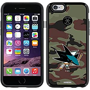 Coveroo CandyShell Cell Phone Case for iPhone 6 - San Jose Sharks Traditional