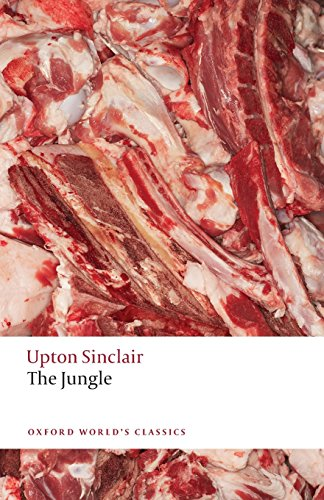 a literary analysis of the characters in the jungle by upton sinclair The jungle analysis literary devices in the jungle in the jungle, upton sinclair is not merely reporting on terrible working we know the characters are.