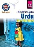 Reise Know-How Sprachführer Urdu für Indien und Pakistan - Wort für Wort: Kauderwelsch-Band 112 - Daniel Krasa