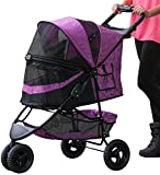 Best Pet Gear Dog Strollers - Pet Gear No-Zip Special Edition 3 Wheel Pet Review