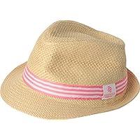 Snapper Rock Fedora - Ropa de natación con protección solar para niña, color rosa, talla UK: M/L/6-14 años