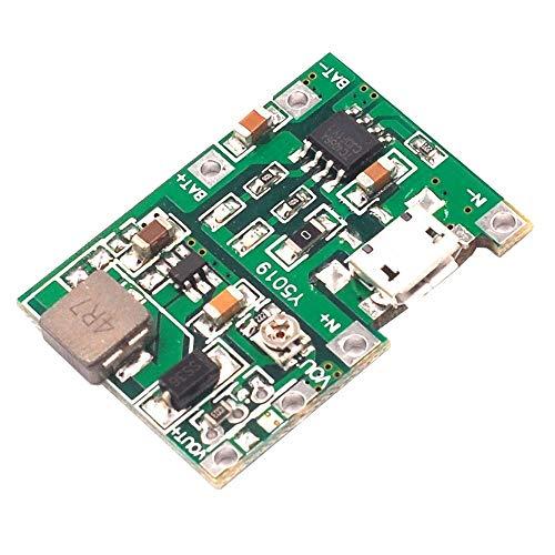 XZANTE 3.7V 9V 5V 2A Einstellbares Verst?rken 18650 Lithium Batterie Laden Und Entladen Integriertes Modul - Entladen-modul