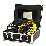 Lixada Fischfinder Unterwasserfischen Kamera Abflussrohr Kanal Inspektion Kamera 20M IP68 Wasserdicht 7