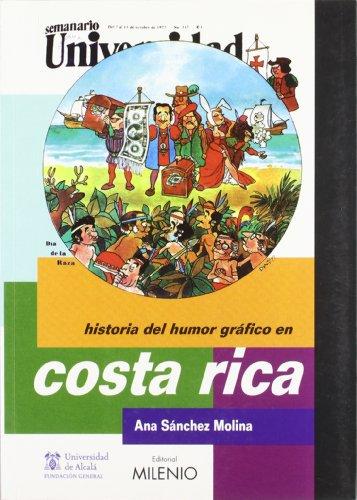 Historia del humor gráfico en Costa Rica Cover Image