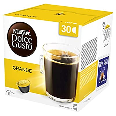 NESCAFÉ DOLCE GUSTO Indulge Yourself - Grande, Pack of 3