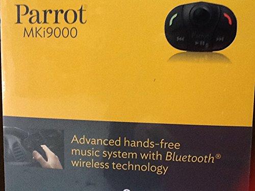 Parrot MKi9000TTS Zona M1de Coche Manos Libres Kit (V2.0Bluetooth con EDR, Dual...