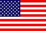 Durabol Flagge USA Flag 150 x 90 cm Satin Doppelte Nähte