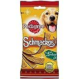 Pedigree Christmas Schmackos Dog Treats with Turkey Flavour
