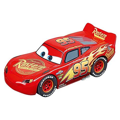 Carrera 20030806 - Digital 132 Lightning McQueen Ziehen Sie Slot Cars