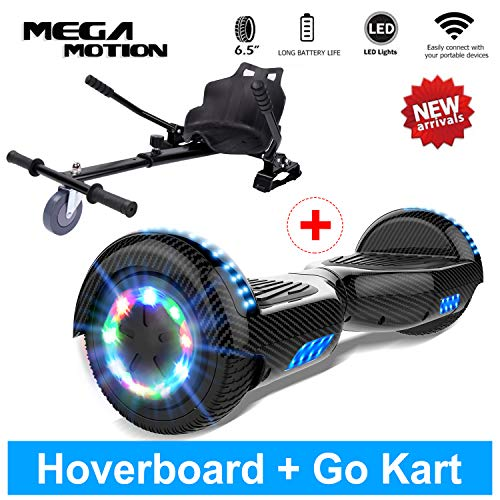 "Mega Motion Self Balance Scooter 6,5""-2018 Elektro Scooter E-Skateboard-Scooter"