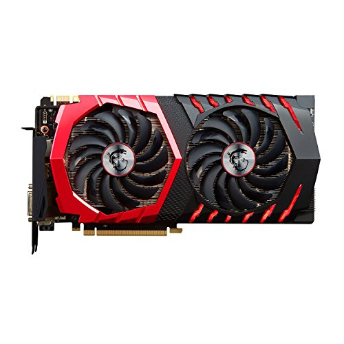 MSI GTX 1070 GAMING X 8G GeForce 8 GB GDDR5 VR Ready Graphics Card – Black Special