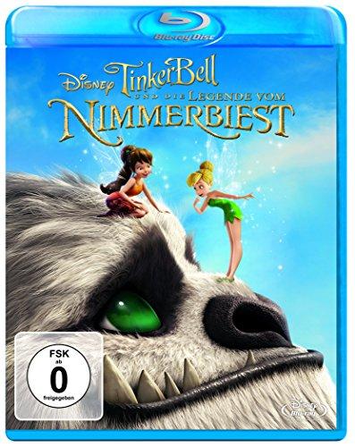 TinkerBell und die Legende vom Nimmerbiest [Blu-ray]