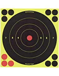 De Birchwood Casey Shoot-nc Bull Target Eye (8 pulgadas)