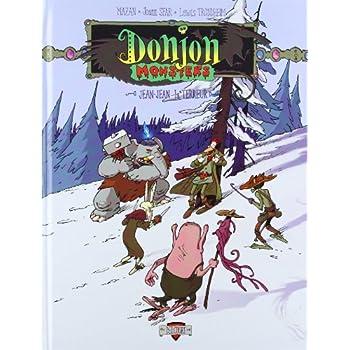 Donjon monsters, tome 1 : Jean-Jean la Terreur