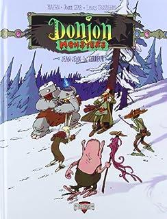 Donjon monsters, tome 1 : Jean-Jean la Terreur (2840555964) | Amazon price tracker / tracking, Amazon price history charts, Amazon price watches, Amazon price drop alerts