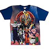 COMIC STUDIO SL Camiseta Niño Dragon Ball Marino - Dragon Ball Z - 8...