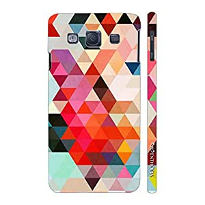 Enthopia Designer Hardshell Case Triangular Art Back Cover for Samsung Galaxy S3 Neo