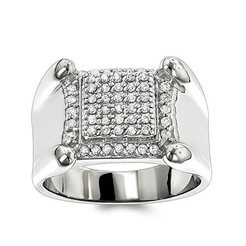 luxurman-mens-ring-10k-round-diamond-white-gold-size-10
